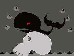 Twitter Fail Whale - alternative art #1