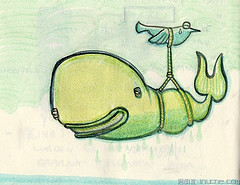 Twitter Fail Whale - alternative art #2