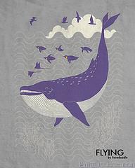 Twitter Fail Whale - alternative art #3