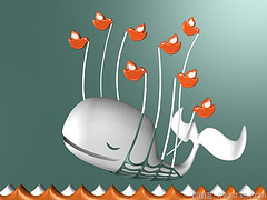 Twitter Fail Whale - alternative art #5
